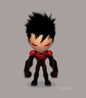 Normal superboy by clunkworld d4oi6eb
