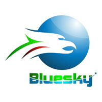 Logo bluesky