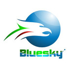 Normal logo bluesky