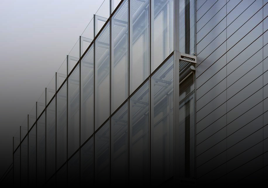 Glass curtain wall market copy