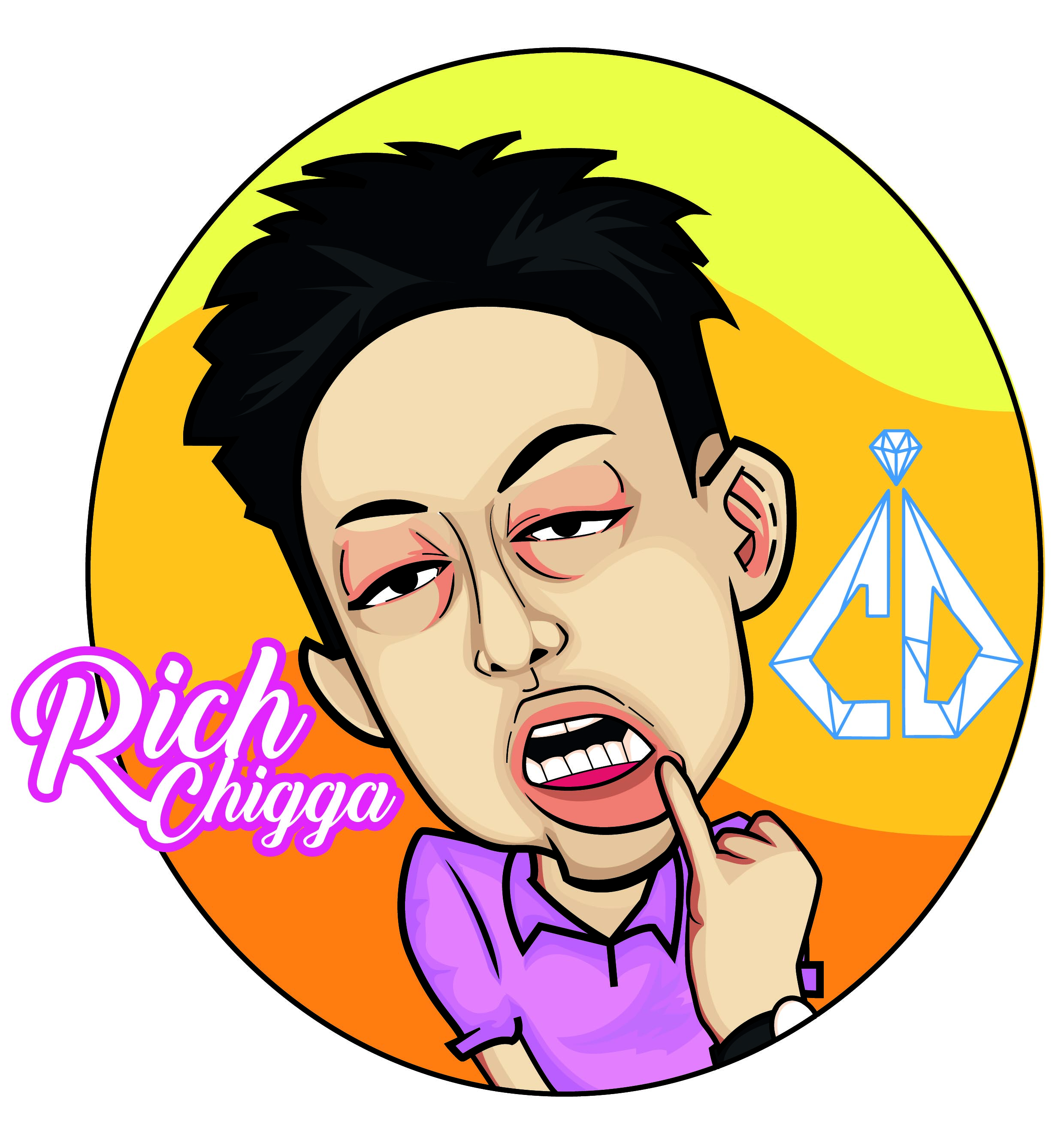 Rich chigga copy