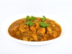 Normal black pepper chicken curry 1633