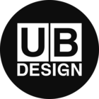 Normal logo ub design bulat