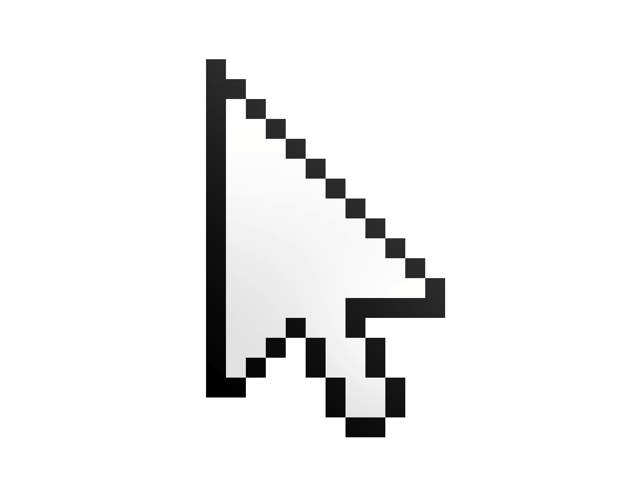 Mouse cursor icon