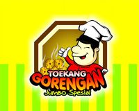 Logo Design Food & Beverage - Logo / icon untuk tukang gorengan - #107