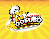 Logo Design Food & Beverage - Logo / icon untuk tukang gorengan - #70
