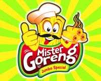 Logo Design Food & Beverage - Logo / icon untuk tukang gorengan - #92