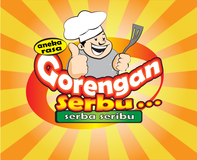 Logo Design Food & Beverage - Logo / icon untuk tukang gorengan - #120