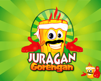 Logo Design Food & Beverage - Logo / icon untuk tukang gorengan - #131