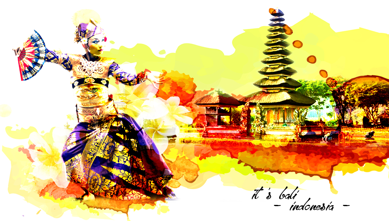 Wallpaper its bali